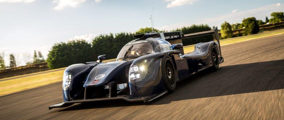 Ligier JS P217 © DPPI / Onroak Automotive