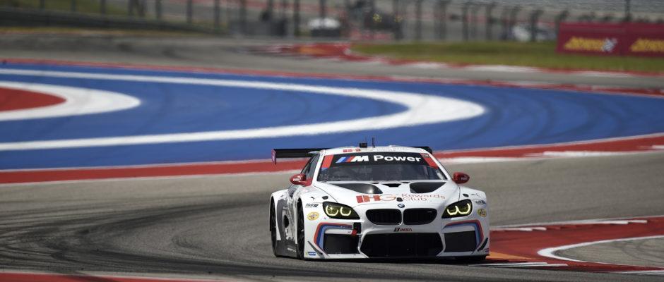 IMSA WeatherTech SportsCar Championship, Lone Star Le Mans, BMW Team RLL, BMW M6 GTLM #25 © BMW AG