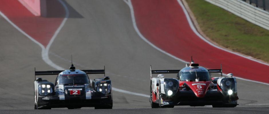 6 Stunden von Austin 2016 © Toyota Motorsport GmbH