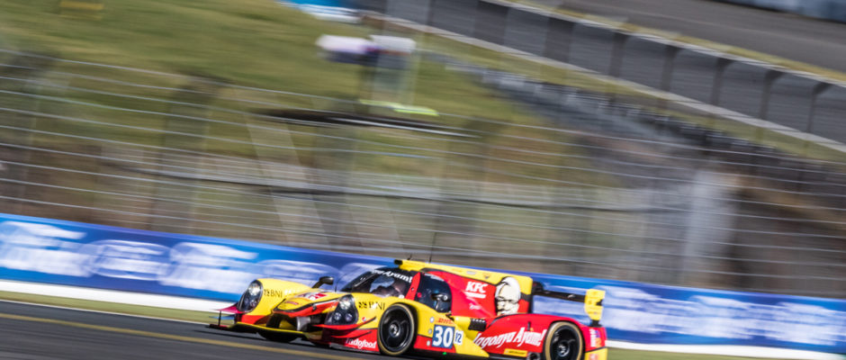 6 Stunden von Fuji 2016, Extreme Speed Motorsports, Ligier JS P2 #30 © Gabi Tomescu - AdrenalMedia.com