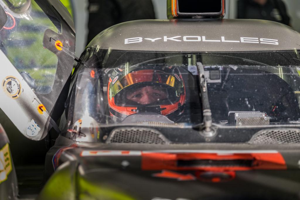 Rookie-Test der FIA WEC in Bahrain (2016), Robert Kubica, ByKolles Racing Team © Ade Holbrook - AdrenalMedia.com
